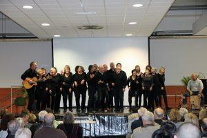 SB VOEUX 2017 Chorale